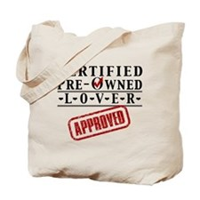 Certified Pre-Owned Lover Tote Bag