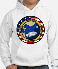 Apollo 1 Mission Patch Hoodie
