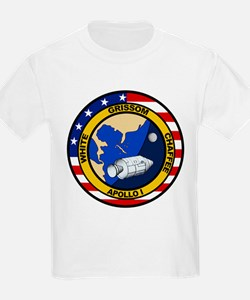 Apollo 1 Mission Patch T-Shirt