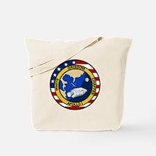 Apollo 1 Mission Patch Tote Bag