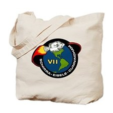 Apollo 7 Mission Patch Tote Bag