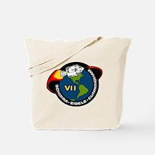 Apollo 7 Mission Patch Tote Bag