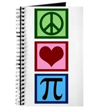 Peace Love Pi Journal