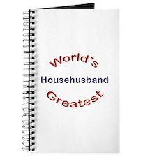 W Greatest Househusband Journal