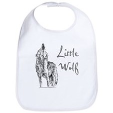 Little Wolf Bib