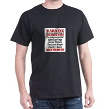 Red Neck Area T-Shirt