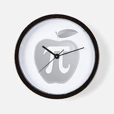 Apple Pi Wall Clock