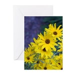 Yellow Daisy<br>Greeting Cards
