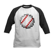 Minecraft Inspired Baseball Tee