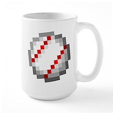 Minecraft Inspired Baseball Mug