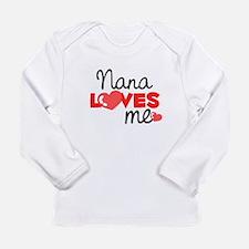 Nana.jpg Long Sleeve T-Shirt