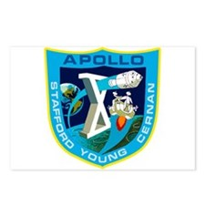 Apollo 10 Postcards (Package of 8)