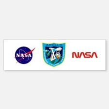 Apollo 10 Bumper Bumper Sticker