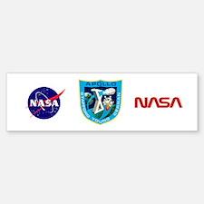 Apollo 10 Sticker (Bumper)