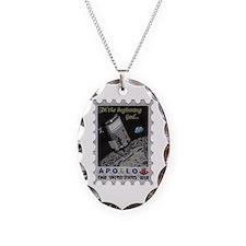 Apollo 11 40th Anniversary Necklace