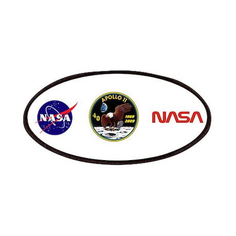 Apollo 11 40th Anniversary Patches