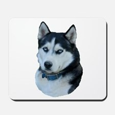 Husky dog Mousepad