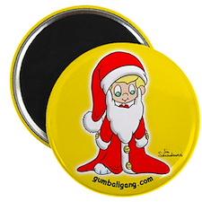 "Santa Claus! 2.25"" Magnet (100 pack)"