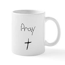 Zion Lutheran Church Pray mugs Small Mugs
