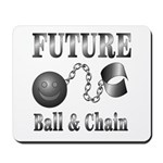 FUTURE Ball and Chain Mousepad