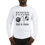FUTURE Ball and Chain Long Sleeve T-Shirt