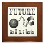 FUTURE Ball and Chain Framed Tile
