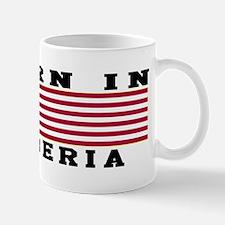 Born In Liberia Mug