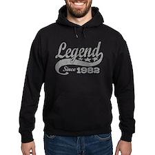 Legend Since 1982 Hoody