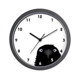 Crow Wall Clocks