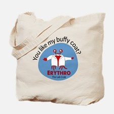 Crab in buffy coat Tote Bag