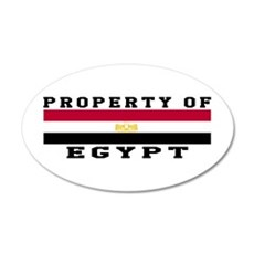 Property Of Egypt Wall Decal
