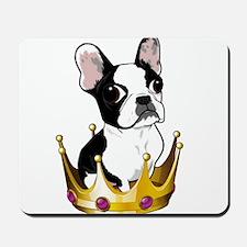 Boston in crown Mousepad