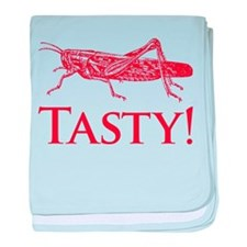 Tasty Yummy Locusts are Better than Bacon baby bla