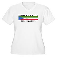 Property Of Equatorial Guinea T-Shirt
