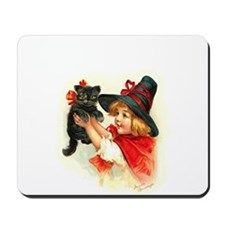 The Little Witch Mousepad