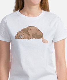 Cute Beaver Women's T-Shirt