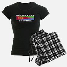 Property Of Eritrea Pajamas