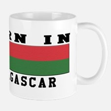 Born In Madagascar Mug