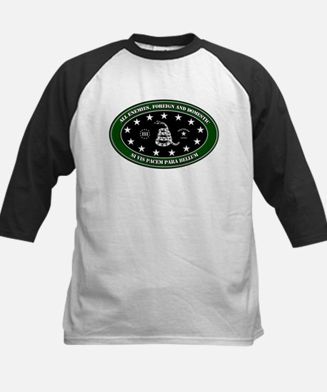 All Enemies Baseball Jersey