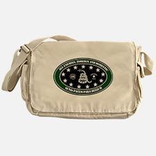 All Enemies Messenger Bag