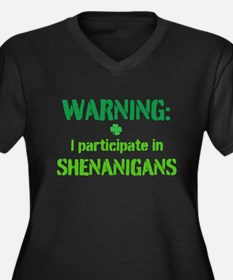 Warning: I participate in Shenanigans! Plus Size T