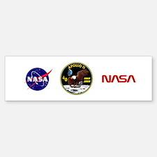 Apollo 11 40th Anniversary Bumper Bumper Bumper Sticker