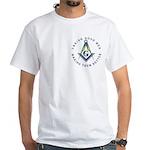 Freemasons. Taking Good Men White T-Shirt