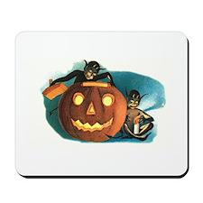 Halloween Goblins Mousepad