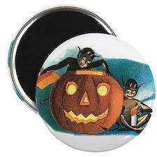 Halloween Goblins Magnet