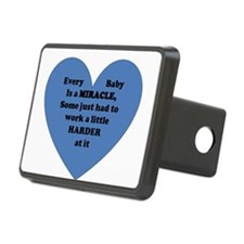 Miracle Baby Hitch Cover