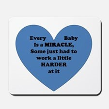 Miracle Baby Mousepad