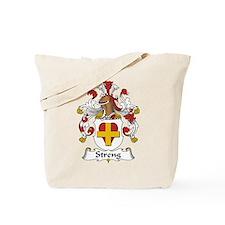 Streng Tote Bag