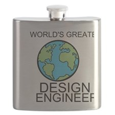 Worlds Greatest Design Engineer Flask