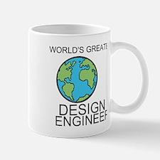 Worlds Greatest Design Engineer Mug